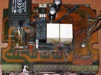Sterownik st-85 do pieca SAS, jakie kondensatory?