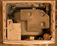 Whirlpool FL 5053 - Pralka porusza się po łazience
