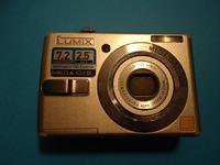[Sprzedam] Aparat Panasonic Lumix Dmc-Ls75 - Uszkodzony obiektyw, reszta sprawna