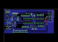 ATmega8 - Płytka testowa - prośba o sprawdzenie