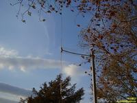 Vertical dipole 2 band - Dopasowanie