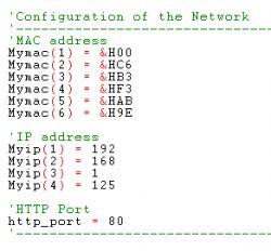 Sterowanie przez LAN - 24 kanały [Atmega32][ENC28J60][Bascom]