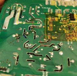 Whirlpool ADG 120 A+ - pompa zmywania nie dziala