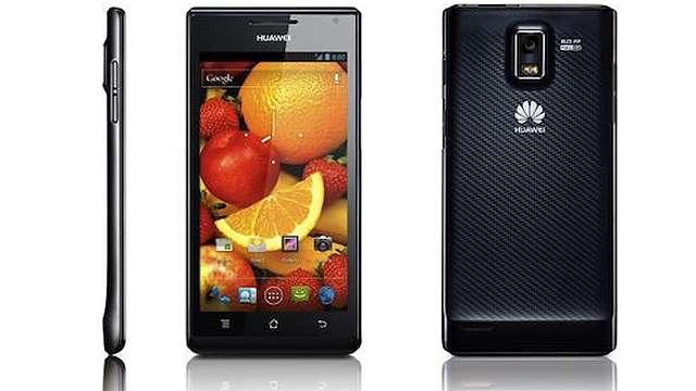 Huawei Ascend P1 - wersja smartfona bez simlocka dla USA