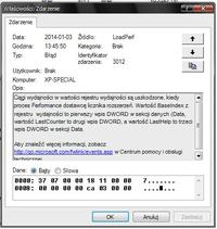 Windows XP nie przechodzi w stan wstrzymania (uśpienie)