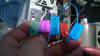 Blokada hamulca ręcznego radio kenwood