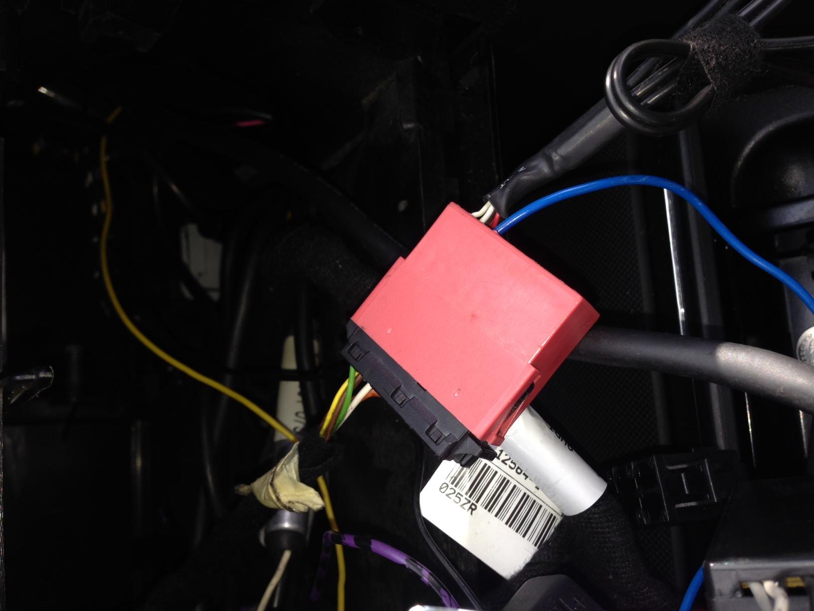 Pioneer AVIC-X3 + pod��czenie w Audi + interfejs do kierownicy