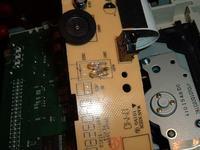 Wymiana diod w napędach. Jak zwykle problem.