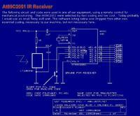 Dekoder RC5 z wyświetlaczem LCD 1601