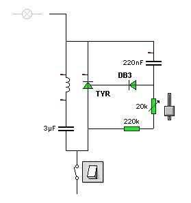 Generator impulsów ? Dziwna dioda !