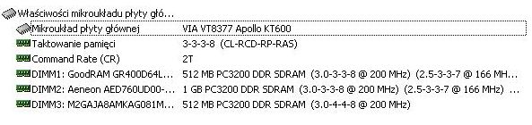 Bios...ROMSIP Table - powoduje uszkodzenie komputera