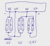 Bateria 3S4400-S1S5-05 po wymianie ogniw nie działa