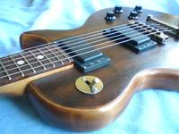 Renowacja gitary Defil Aster