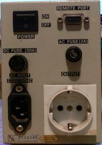 UPS PowerCom model: UPS-400-A S/N 2104045 naprawa?