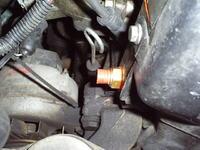 Fiat Uno 1.0 Fire - brak czujnika temperatury oleju