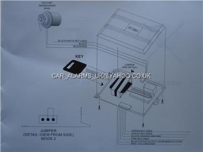 Peugeot 406 immobilizer + zdalne odpalanie silnika