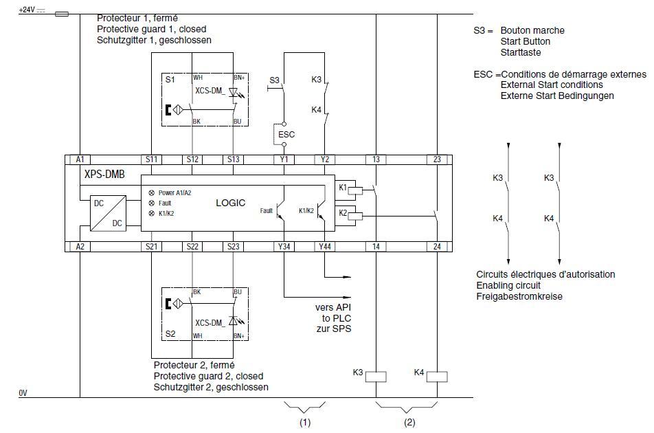 Ziemlich Telemecanique Lc1k09 Galerie - Elektrische Schaltplan-Ideen ...