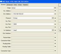 Mikrotik Atcheros ar 5413 przekierowanie portu na adres ip zewn�trzny