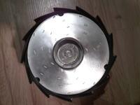 Electrolux Z3320 jak zdjąć turbinę