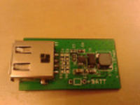 PeriUSBoost - ładowanie telefonu z akumulatora lub baterii