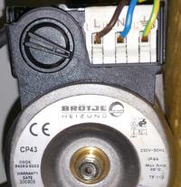 Brotje LSL - UG 17 - C.O. działa, C.W.U. nie, a działało.
