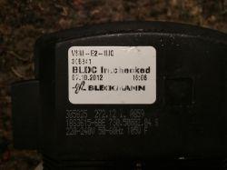 Zmywarka Hotpoint Ariston LFT 3204 - resetowanie błędu po naprawie