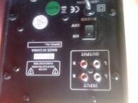 Jak podłączyć głośniki 2.1 do DVD, i DVD do komputera?