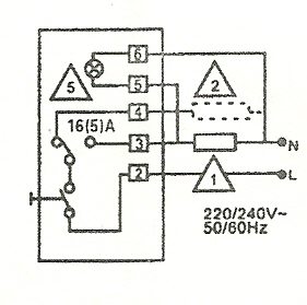 Podłączenie regulatora temperatury do pieca