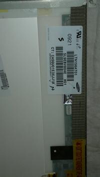 Samsung R519 - Błyska podświetlenie, brak podświetlenia