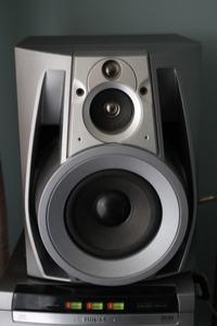 Jaki wzmacniacz do głośników od wieży Philips fw535c