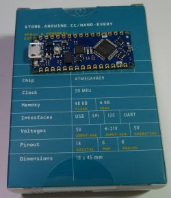 Arduino NANO Every, review, launch, tests, how to, and.... problems