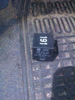 Berlingo 2.0HDi 2000r - prędkościomierz nie działa, zwarcie na przewodzie sygnał