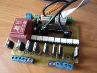 Programowalny zespół wyłączników (ATmega8)