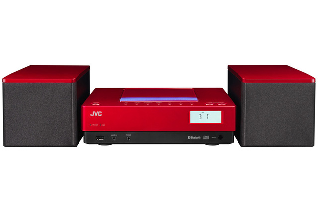 JVC UX-L5 - mikro system audio z Bluetooth