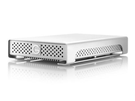 G-Drive mini - zewn�trzny dysk twardy z FireWire i USB 3.0