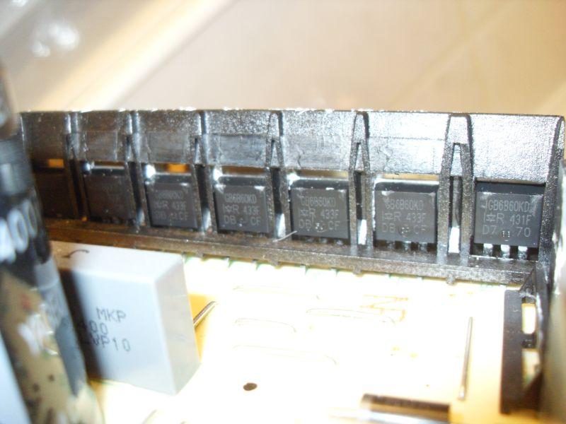 SEG WA 61642 T - Brak pracy b�bna prawdopodobnie sterownik silnika.