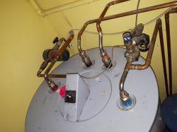 Alternatywne podgrzewanie wody w bojlerze.