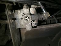 Daf cf75 - Relay valve ebs 3/2 ucieka powietrze