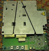 Płyta indukcyjna Mastercook ID64S - uszkodzona po zwarciu