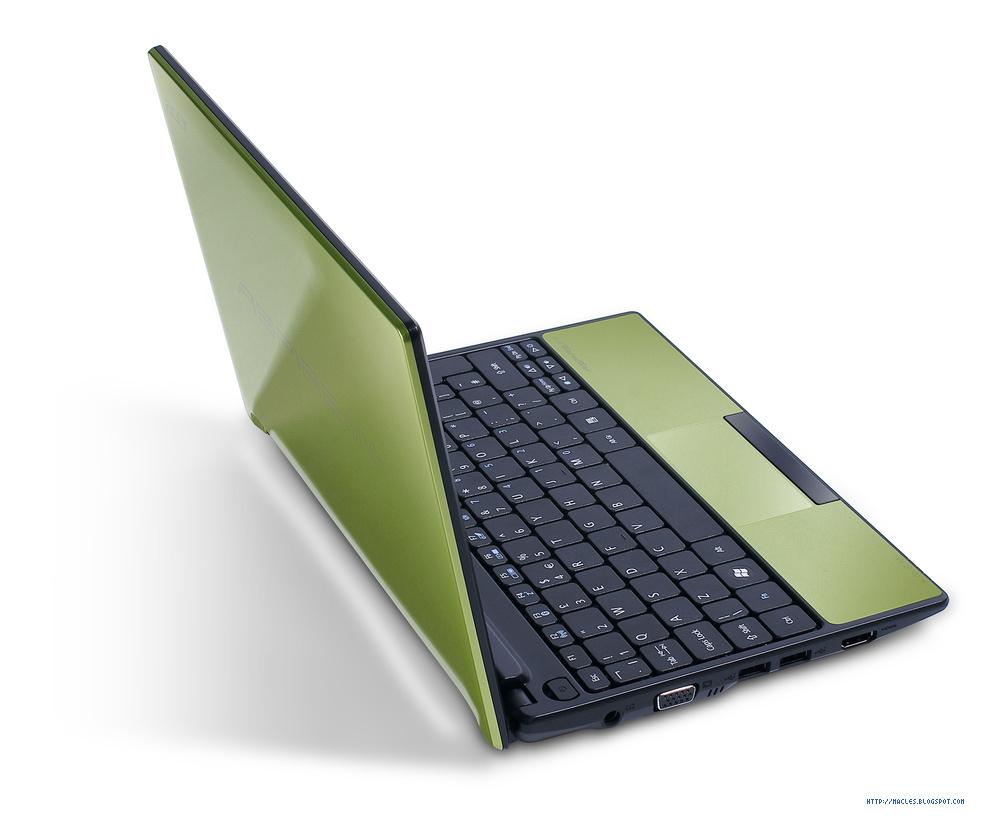 Acer Aspire One 522 - netbook z AMD C-60, Radeon 6290, 4 GB RAM, 500 GB HDD