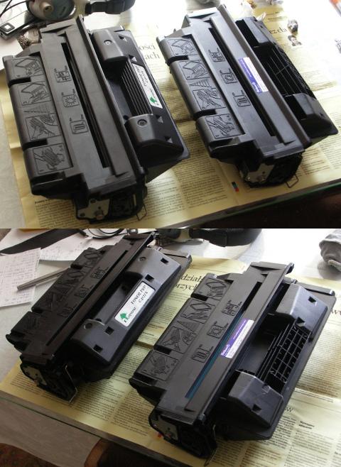 Jaki proszek do kasety Pelikan 869 (zam. HP C4127A, Canon EP-52)?