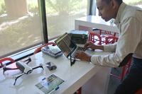 Jak zdalnie wyłączyć WiFi w dronie?