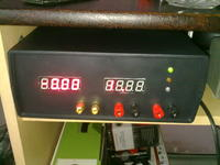 Zasilacz warsztatowy 0-20V 8A