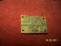 Miniaturowa płytka stykowa DIP dla USBasp
