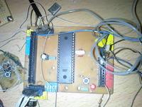 Zegar ,budzik ,data ,termometr na Atmega32 + LCD 2*16