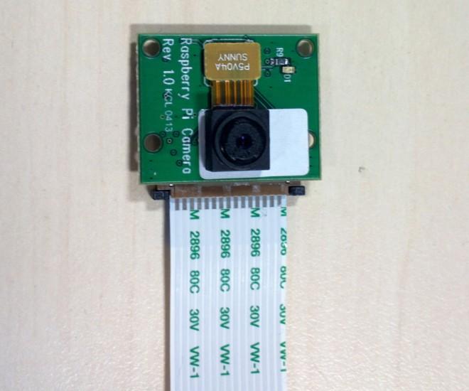RPI + Camera Board + PicoBorg + 3V DC Motor = ?