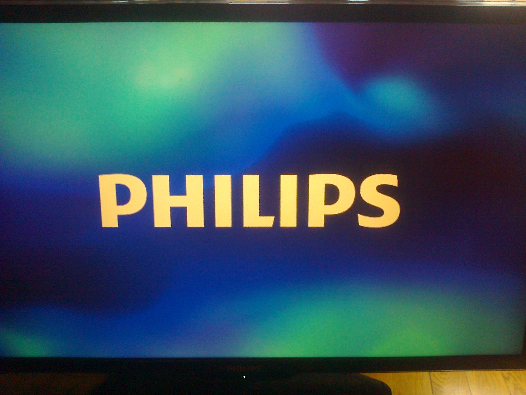 Philips 42PFL7404H/12 chassis Q548.1ELA - Nie w��cza si�