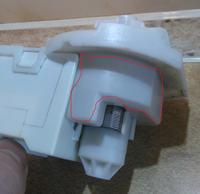 Fagor LF-020S-Zmywarka nie pobiera wody, choć pompka pracuje.