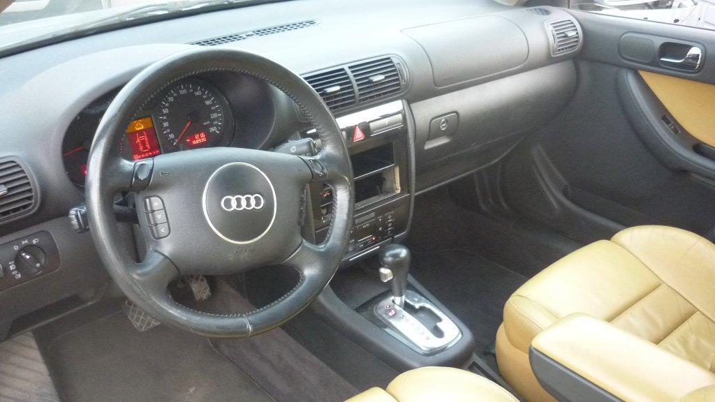 Audi A3 2001 - Jakie radio?