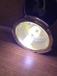 """LED G4 12V słabo święcą """"przyciemnione"""". Świecą dobrze tylko z halogen"""